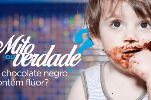 Mito ou Verdade? O Chocolate Negro Contém Flúor?